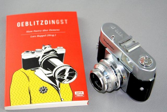 Geblitzdingst Satyr-Verlag, Demenz, Alzheimer, Lars Ruppel