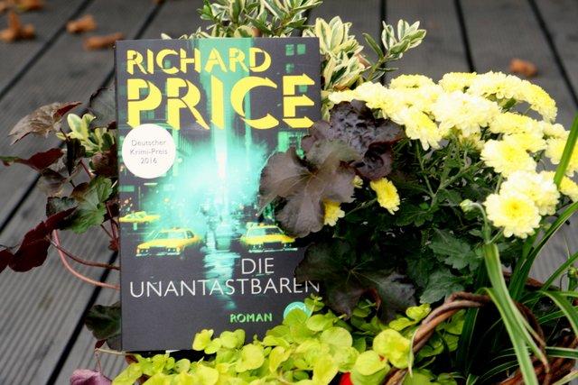 Jahr des Taschenbuchs, #JDTB16, September, Richard Price, Die Unantastbaren