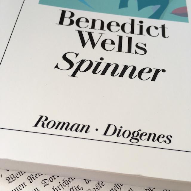Spinner von Benedict Wells