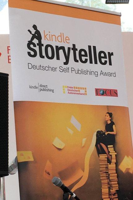 Kindle Storyteller Award