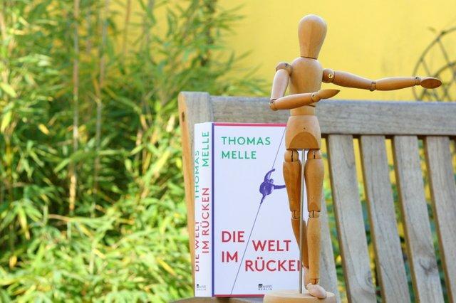 Tomas Melle: Die Welt im Rücken, bipolare Störung