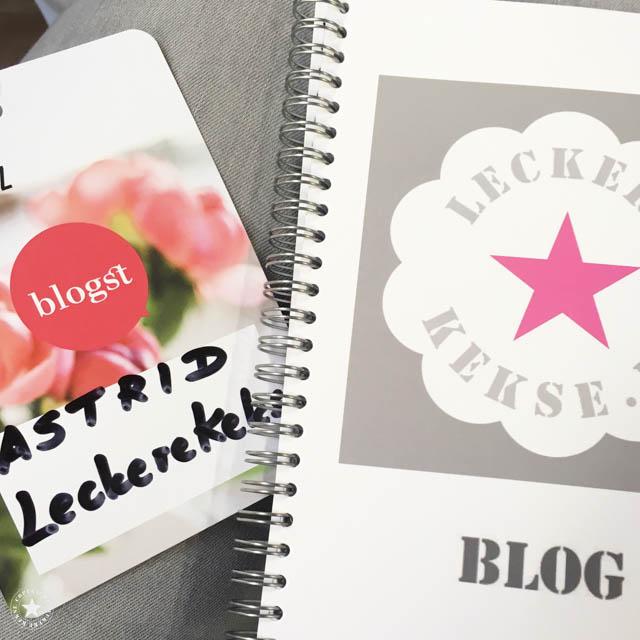 leckereKekse bei der Blogst16