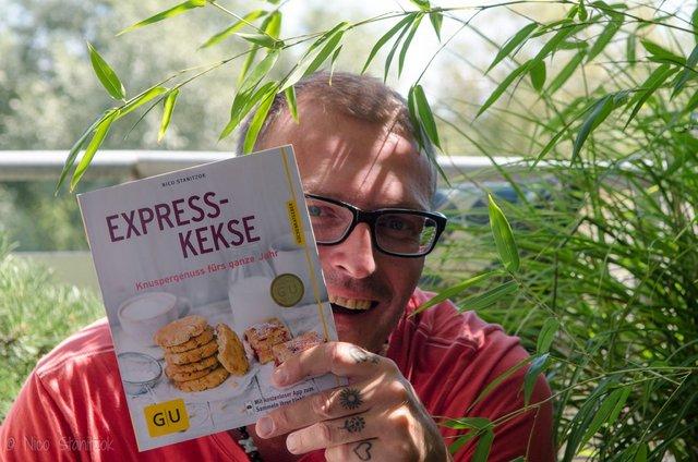 """Nico Stanitzok, Autor von """"Expresskekse"""""""