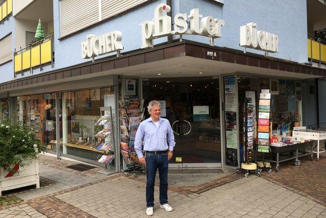 WUB Buchhandlung Pfister