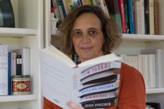 Tim Parks, Worüber wir sprechen, wenn wir über Bücher sprechen, Antja Kunstmann Verlag