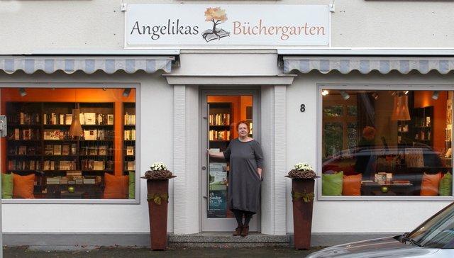 Angelikas Büchergarten