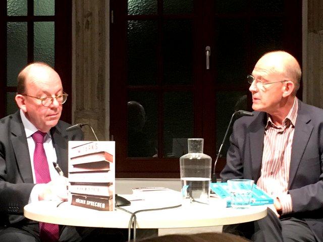 """Tim Parks """"Worüber wir sprechen, wenn wir über Bücher sprechen"""", Antje Kunstmann Verlag"""