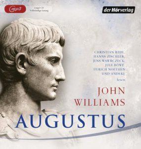 Augustus, John Willimas, Hörbuch, Cover, Der Hörverlag