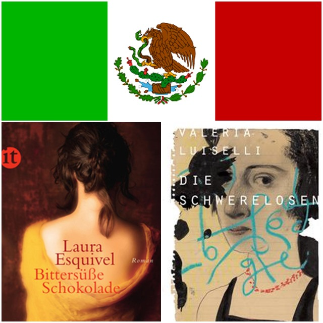 Mexiko, Literatur, Frauen