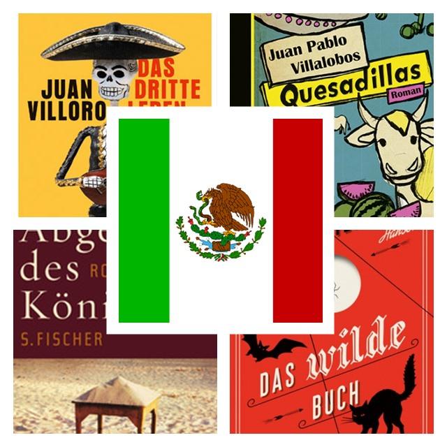 Mexiko, Literatur