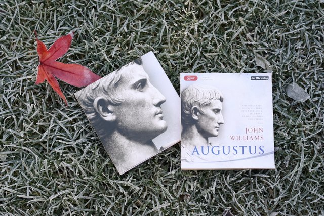 John Williams: Augustus, Hörbuch