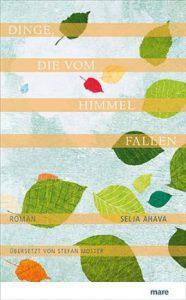 Selja Ahava: Dinge, die vom Himmel fallen