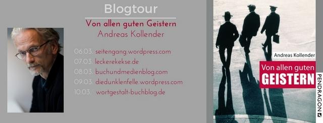 Blogtour zu Von allen guten Geistern von Andreas Kollender