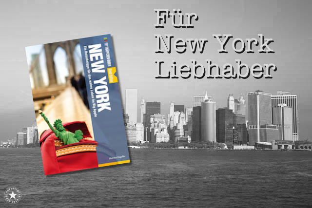 Alternativer Reiseführer von New York Pertrina Engelke