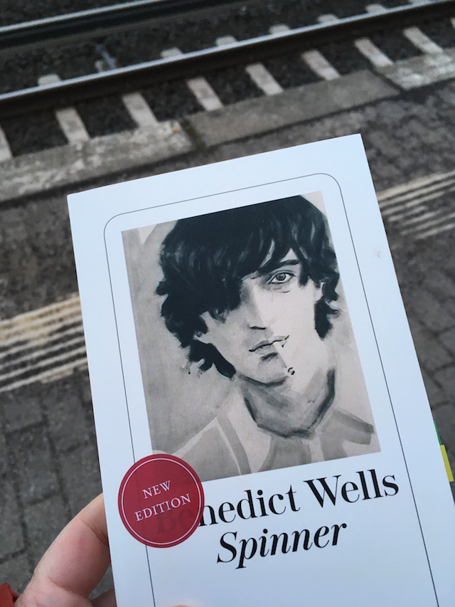 Spinner Rezension Benedict Wells