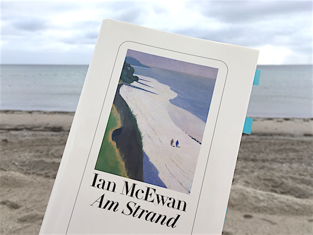 "Rezension ""Am Strand"" von Ian McEwan"