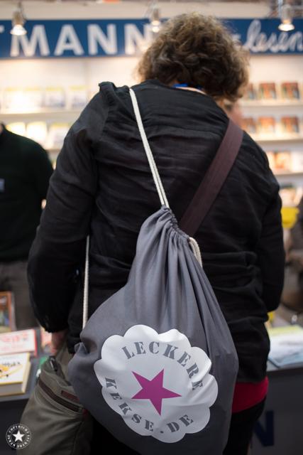 Leckere Kekse auf der Leipziger Buchmesse