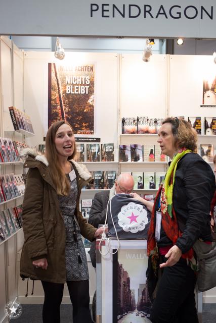 Pendragon auf der Leipziger Buchmesse