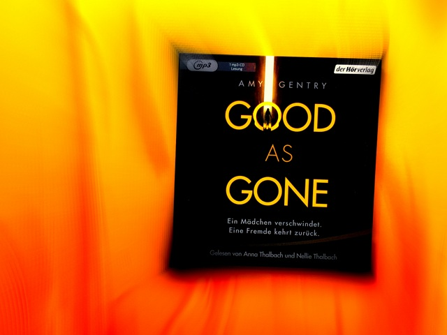 Amy Gentry: Good as Gone, Hörbuch