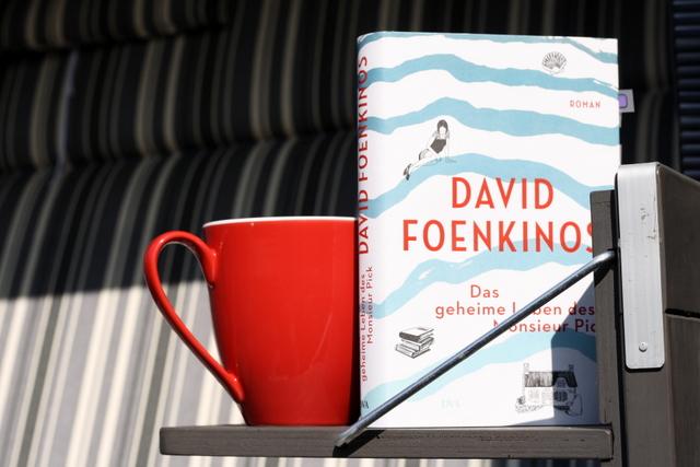 Rezension: Das geheime Leben des Monieur Pick von David Foenkinos
