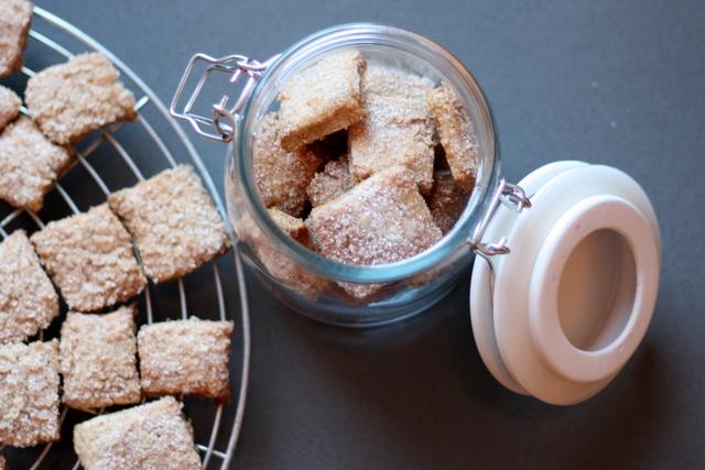 Weizen- und glutenfreie Kekse, Rezept