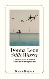 Lesung und Buch Donna Leon