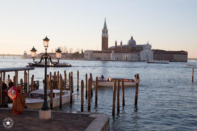 Venedig - die Heimat von Commissario Brunetti