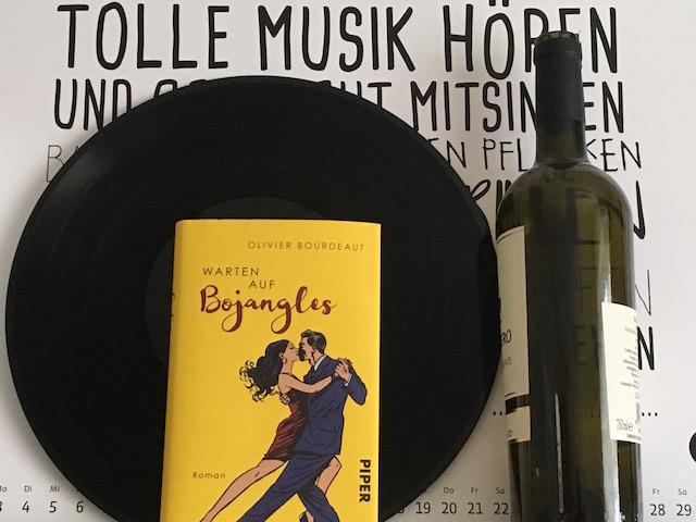 Warten auf Bojangles - Roman