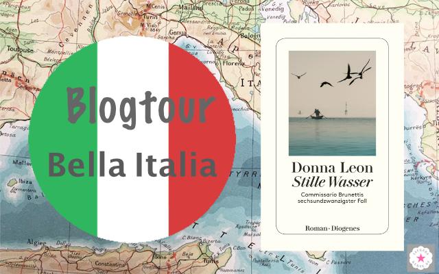 Bella Italia und Stille Wasser von Donna Leon