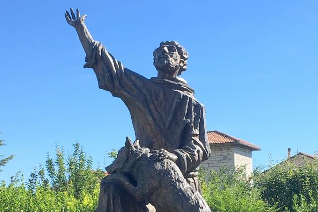 Franz von Assisi, Sehnsucht Italien, Hörbuch Rezension Hörverlagn