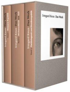 Irmgard Keun, Werkausgabe