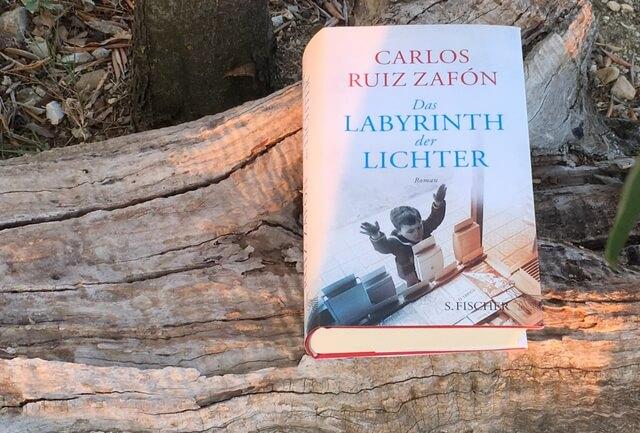 Zafon: Das Labyrinth der Lichter