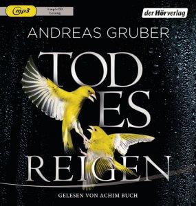 Andreas Gruber: Todesreigen, Hörbuch,