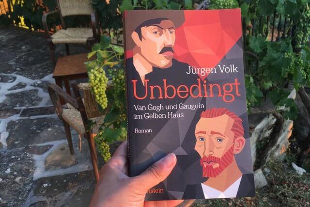 Unbedingt, ein Roman von Jürgen Volk