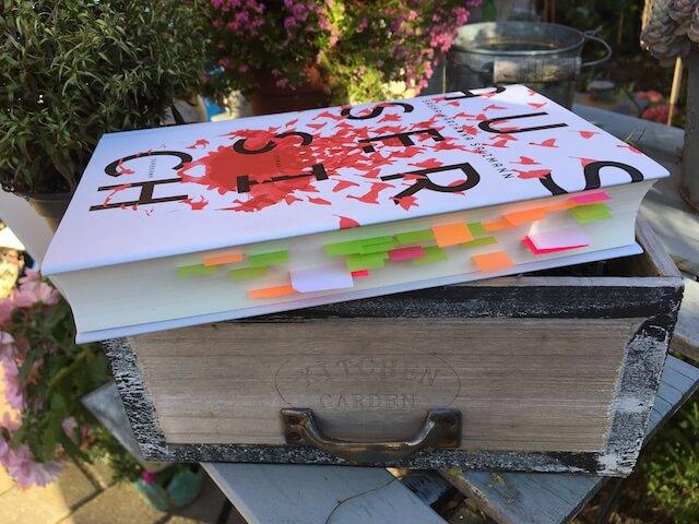Ausser sich - Ein Buch mit vielen Merkzetteln