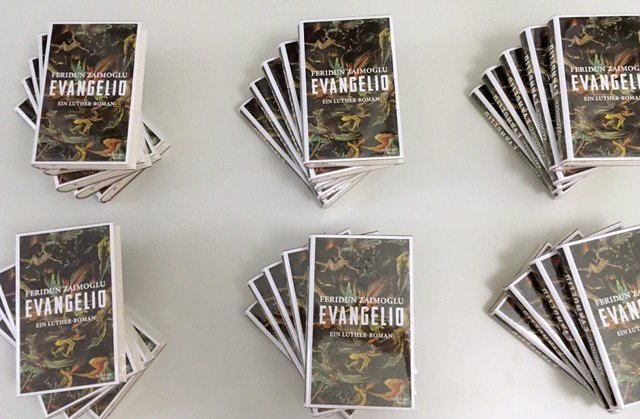 Feridun Zaimoglu: Evangelio, ein Luther-Roman