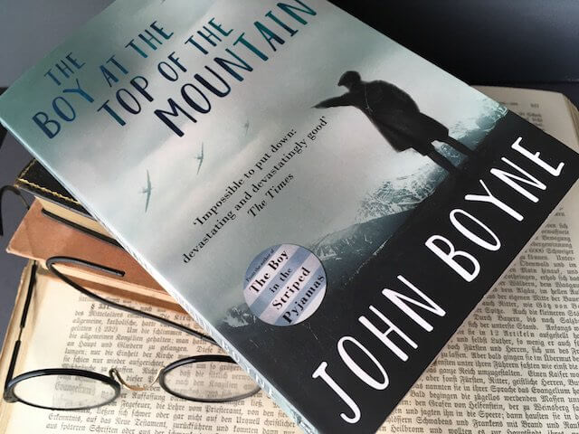 Rezension - John Boyne - Der Junge auf dem Berg