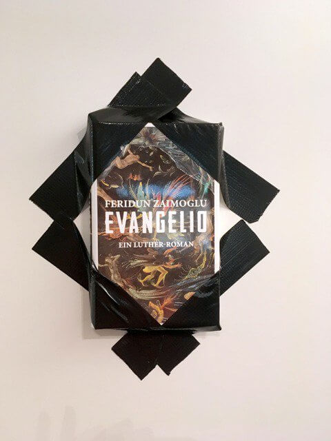 Feridun Zaimoglu: Evangelio, ein Lutherroman