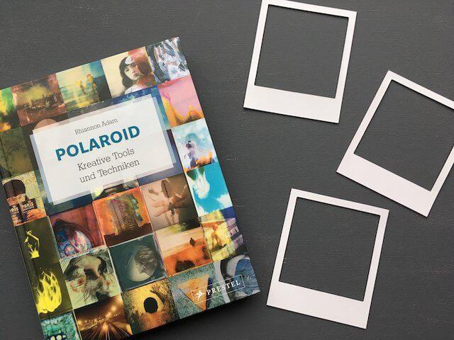 Das Buch Polaroid von Rhiannon Adam