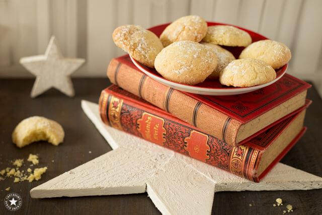 Limoncello Kekse Rezept