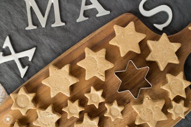 Sterne zu Weihnachten