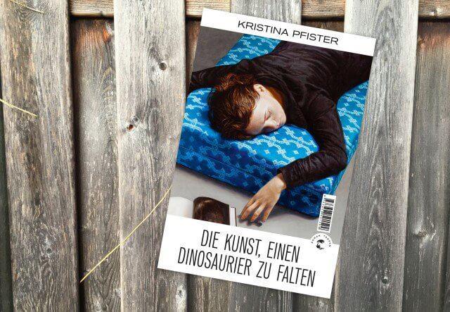 Kristina Pfister: Die Kunst einen Dinosaurier zu falten