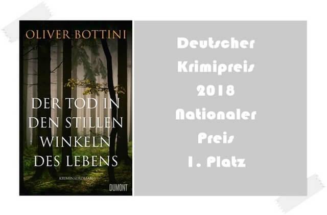 Oliver Bottini: Der Tod in den stillen Winkeln des Lebens