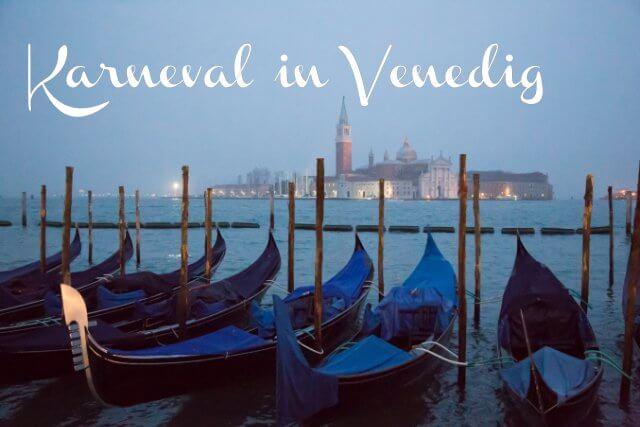 Karneval in Venedig feiern