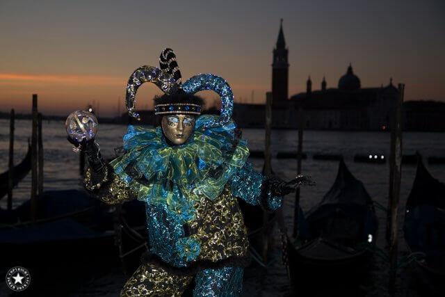 Venedig zum Karneval
