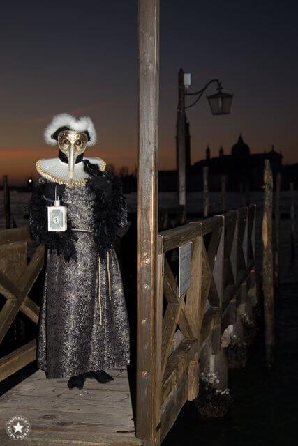 Nachtwächter in Venedig