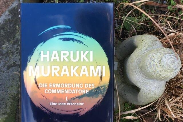 Haruki Murakami: Die Ermordung des Commendatore, Teil 1, Eine Idee escheint