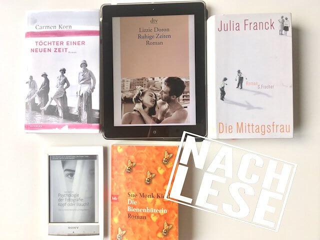 Nachlese: Meine gelesenen Bücher im Winter