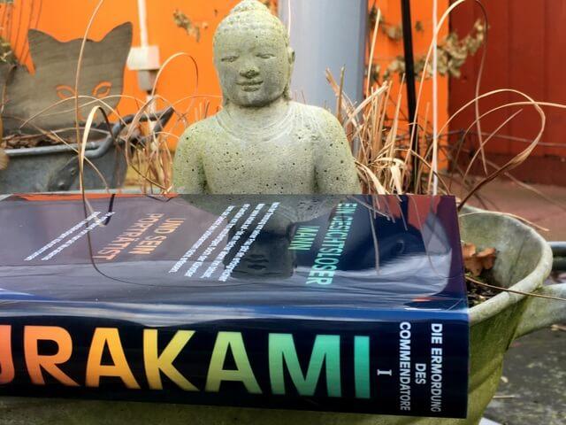 Haruki Murakami: Die Ermordung des Commendatore, Teil 1, Eine Idee escheint,