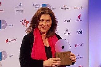 Eva Matthes, Hoerbuchpreis, Ferrante